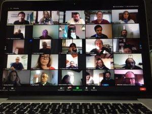 San Cayetano: referentes municipales se capacitaron sobre Ley Micaela