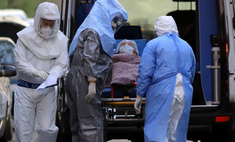 Coronavirus en la Argentina: por primera vez hubo más de 100 muertes en una jornada