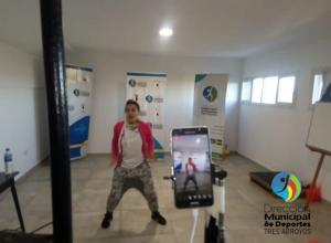 """El """"Baila Conmigo Kids"""" virtual, con muy buen marco de público"""