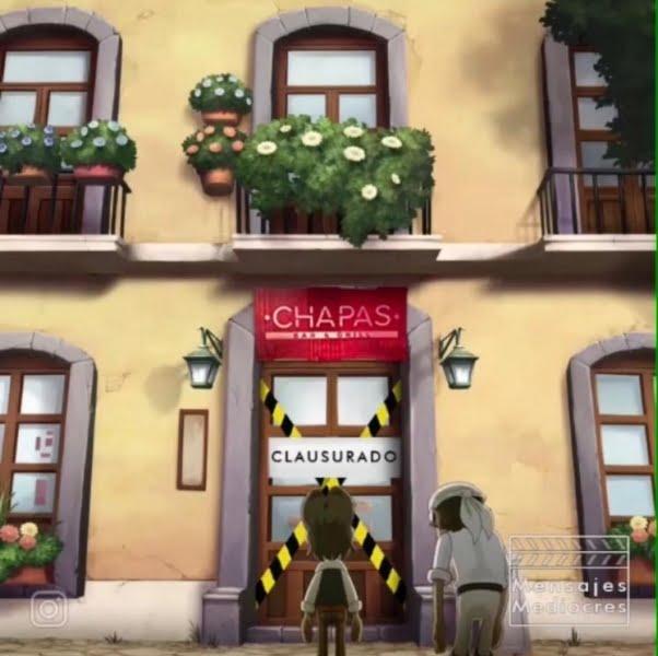 """La clausura del restaurante y """"La leyenda del Charro Negro"""" (video)"""