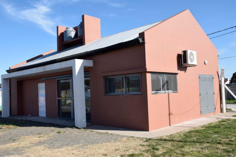 San Cayetano: se remodeló el edificio ubicado en el playón de la Resurrección
