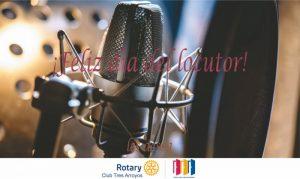 Rotary Club Tres Arroyos saluda a los locutores en su día