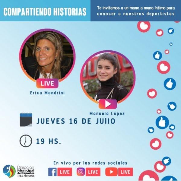 """Deportes: Patín en la tercera edición de """"Compartiendo Historias"""""""