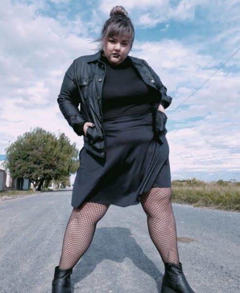 """Activista contra la """"gordofobia"""" fue convocada por Sarkany"""