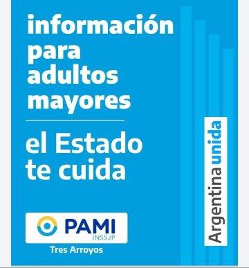 """Pami: """"El Estado en tu barrio"""" el viernes en localidades"""