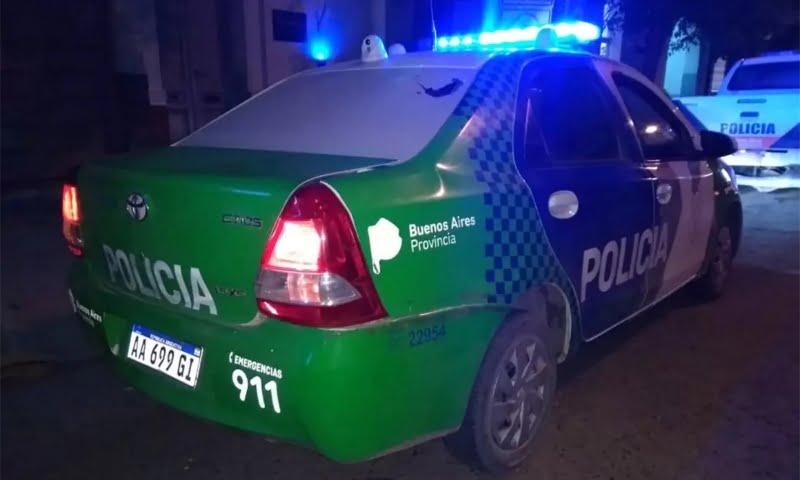A los tiros por la bolsa de los mandados: violento robo en Bahía Blanca