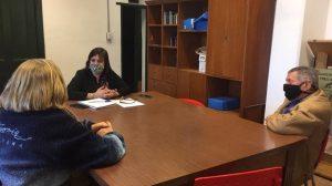 Diversas reuniones de la Dirección de Cultura y Educación