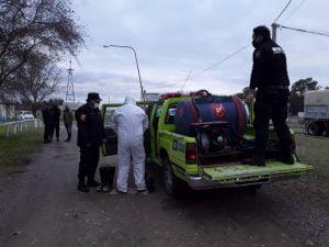 Bomberos de De La Garma recibieron elementos para prevenir la propagación del Covid-19