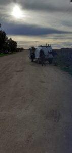 La Cooperativa de Oriente empezó a conectar fibra óptica hacia Marisol