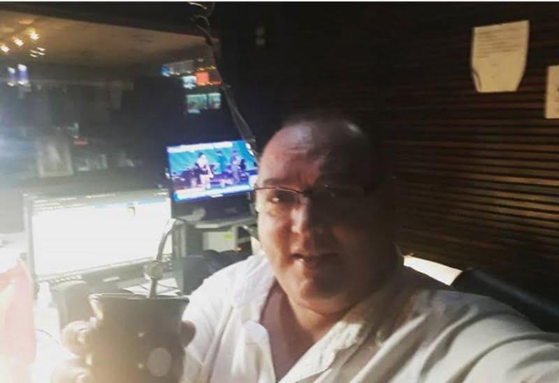 Fernando Costa, una de las voces de la Televisión Pública