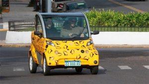 Fabrican y comercializan autos eléctricos en Paraná