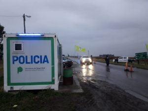 """""""Operativo Coronavirus"""": comenzaron los controles en el ingreso a Claromecó"""