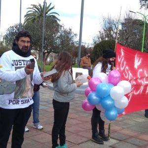 Justicia por Shaira: volvieron a movilizarse en San Cayetano