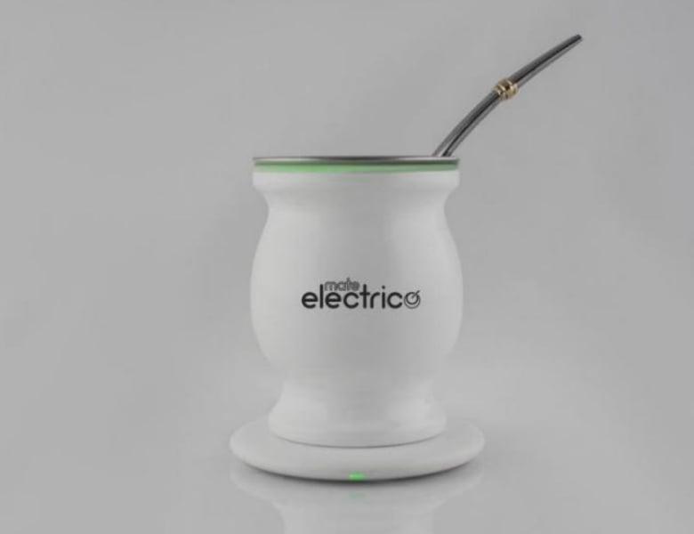 Habló el creador del mate eléctrico, un exitoso invento que ya lleva dos años en el mercado