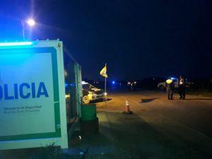 Claromecó: constataron ingreso de vehículos en el acceso a la villa