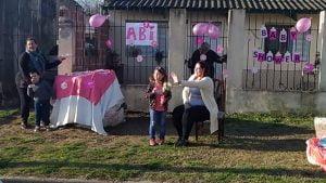 Nuevo baby shower en nuestra ciudad (video)