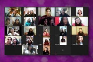 Realizaron por Zoom la celebración de una fiesta de 15 en Neuquén