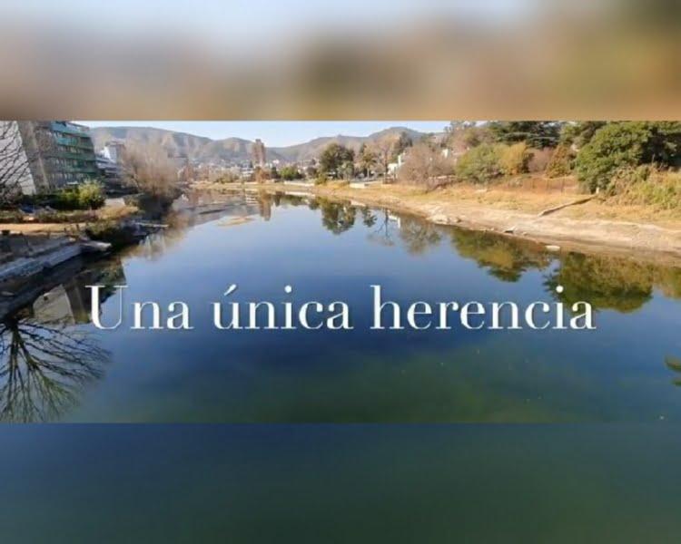 """""""Una única herencia"""", la adaptación para video de la obra en la que actúa Christensen"""
