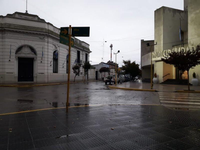 No habrá recolección de residuos debido a las condiciones climáticas en Chaves