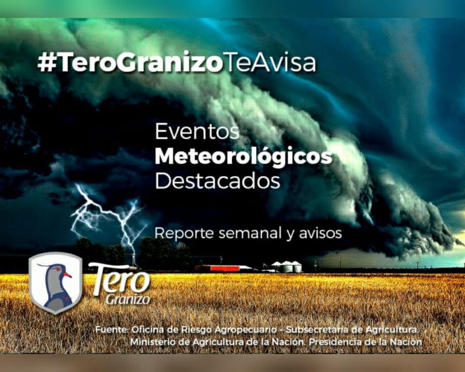 Con importantes ventajas y tecnología digital, Tero Granizo lanzó su campaña 2020/21