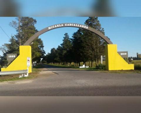 El intendente Sánchez saluda a Cascallares por su 131° aniversario
