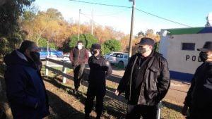 Reta: vecinos y autoridades consensuaron futuras reuniones por la seguridad