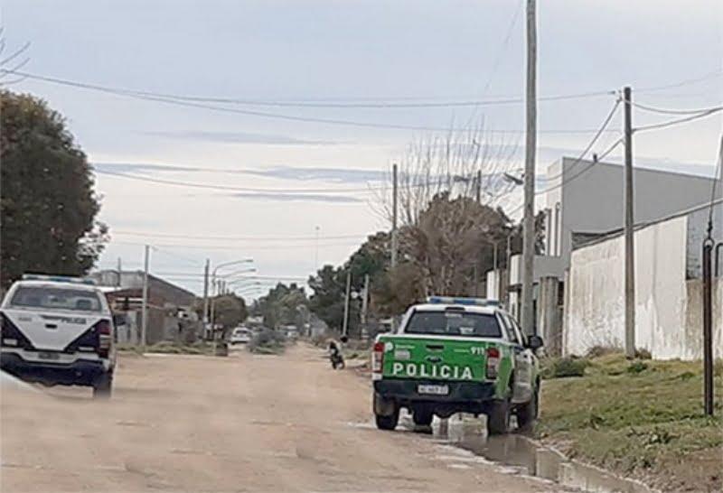 La buena actitud de un vecino y el rápido accionar policial