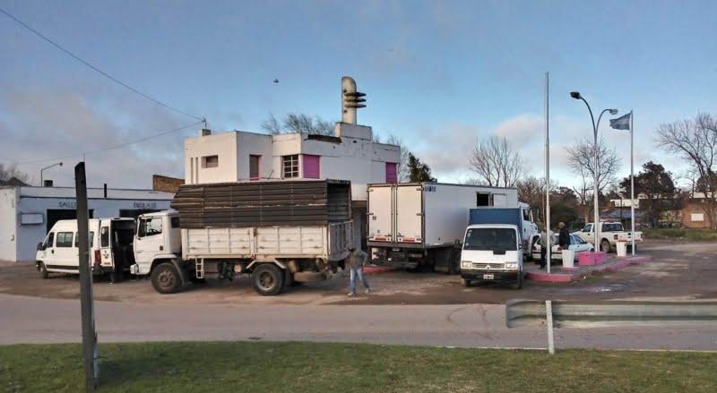 Chaves: Implementan control de desinfección y cargas en Ruta N° 3