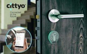 Grupo emprendedor crea una App para abrir puertas y acceso con un celular