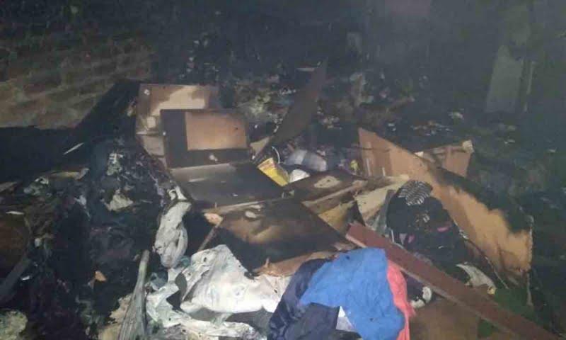Bahía Blanca: aseguran que era acumuladora compulsiva y el fuego arrasó su casa