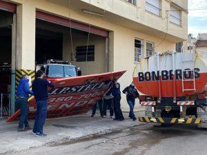 Bomberos de La Matanza dejan sin efecto la venta del cuartel