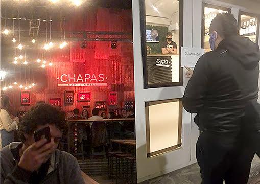 La Municipalidad dejará en manos de la Justicia caso de restaurante infractor