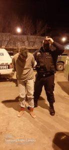 Megaoperativo en la ciudad: Se llevaban una citroneta y los interceptó la Policía