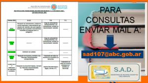 Prórroga del plazo de inscripción ingreso a la docencia hasta el 7 de agosto