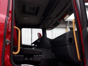 ¡Qué Autobomba! Es nuevo, llegó hoy para los Bomberos locales (Videos)