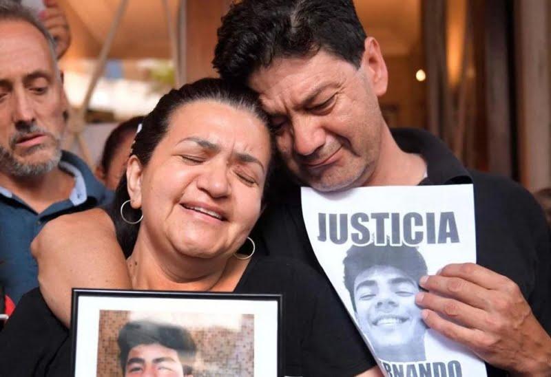 """Caso Báez Sosa: Para la mamá, """"falta muy poco para llegar a juicio"""""""