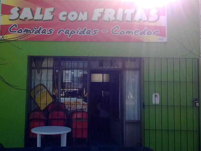 """Sale con Fritas"" celebra su 8° aniversario"