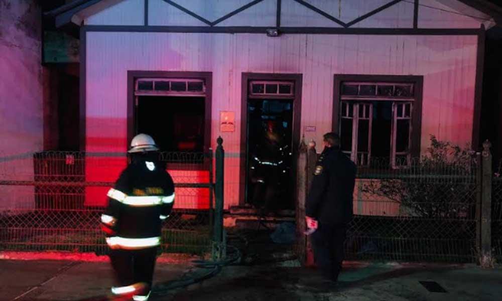 Bahía Blanca: Falleció en un incendio cuando entró a robar a una iglesia