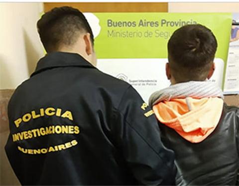 Maximiliano Salazar (el Vieja) libre, Cristian Irigoyen sigue preso
