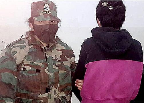 CPR local detiene a mujer con pedido de captura por abigeato en Dorrego