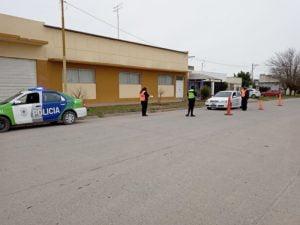 Chaves: Efectuaron Mega Operativo policial en prevención del delito