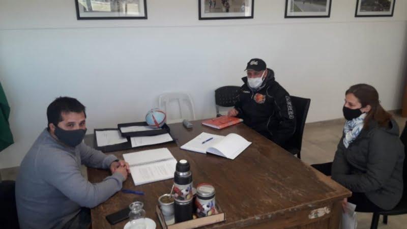 Orsili evaluó el cumplimiento de protocolos con representantes de disciplinas