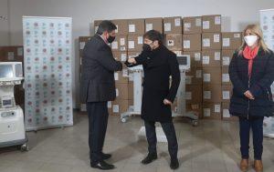 San Cayetano: Gargaglione agradeció el apoyo provincial