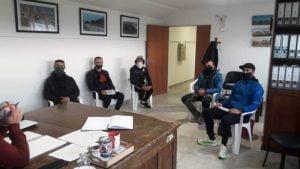 Deportes: continúan las reuniones a fin de evaluar el cumplimiento de protocolos