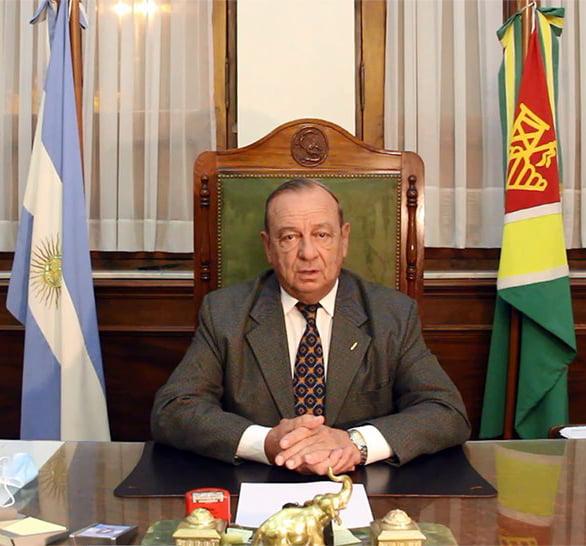 El saludo del intendente por el Día del Cooperativismo