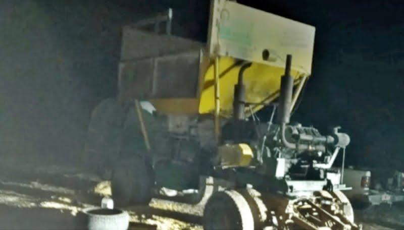 Murió el hijo de un dirigente rural de Tandil mientras reparaba una moledora de maíz