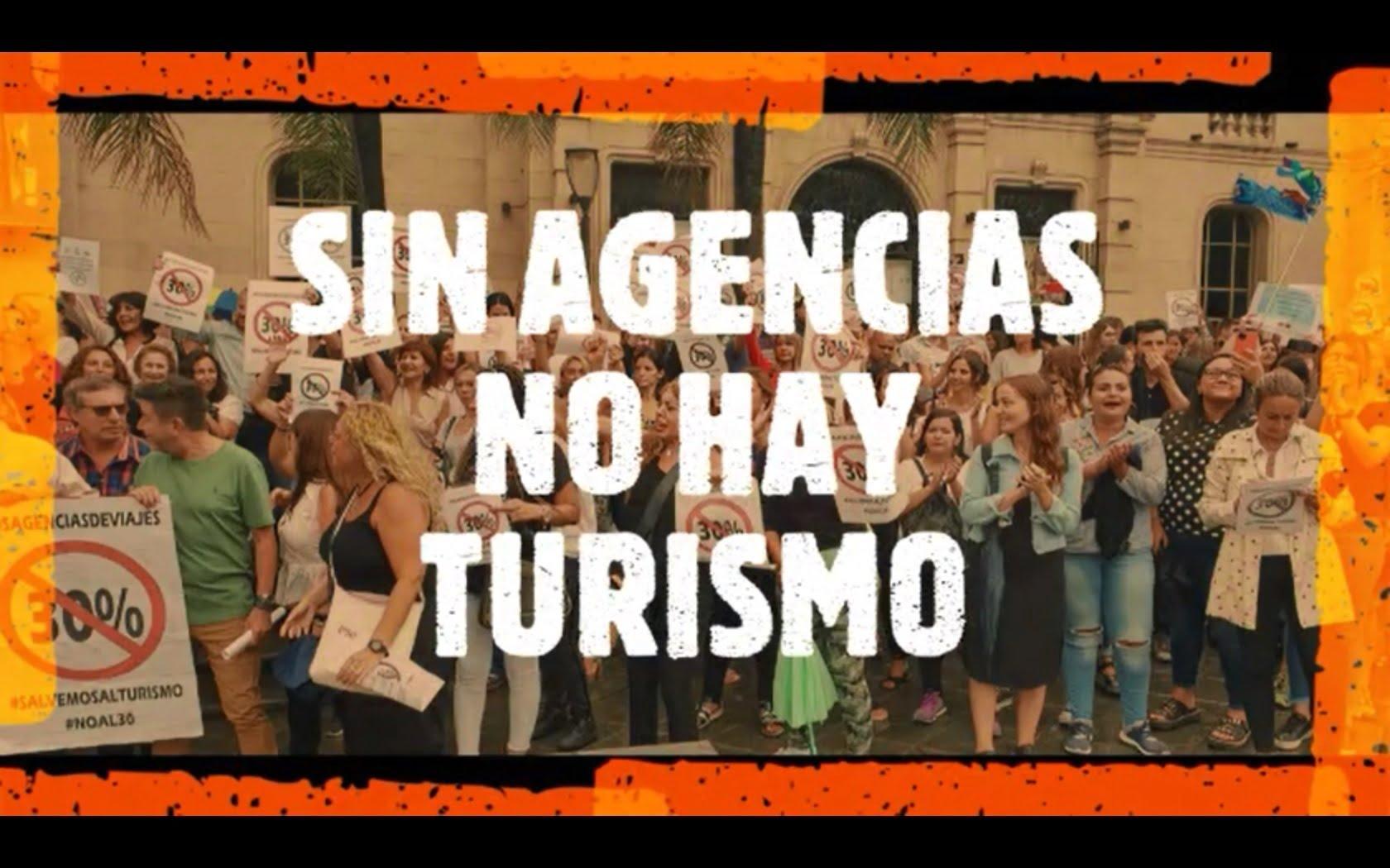 Prestadores de servicios turísticos piden una Ley de Emergencia (video)