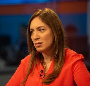 María Eugenia Vidal fue aceptada como querellante en la causa de espionaje ilegal