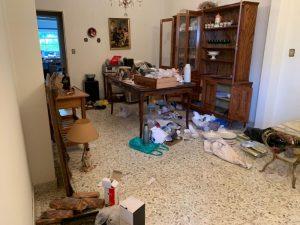 Un aprehendido, auto secuestrado y recuperan elementos por el robo a una casa