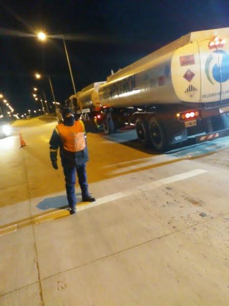 Exhaustivos controles provocan filas al ingreso o paso por Tres Arroyos